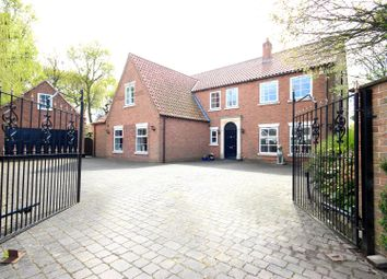 Thumbnail 5 bed detached house for sale in Church Lane, Bessacarr, Doncaster