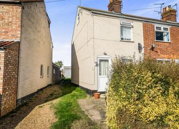 Thumbnail 3 bed end terrace house for sale in Gillingham, Beccles, Norfolk