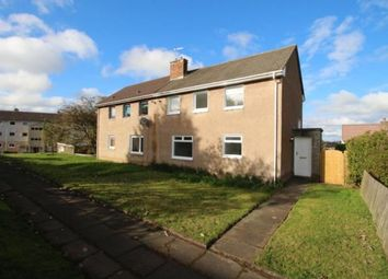 Thumbnail 4 bed semi-detached house for sale in Bank Park, The Murray, East Kilbride