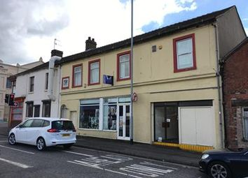 Thumbnail Commercial property for sale in 10-14 Baptist Street, Burslem, Stoke On Trent, Staffordshire