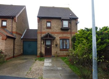 Thumbnail 3 bed detached house for sale in Fastnet Way, Caister-On-Sea, Great Yarmouth
