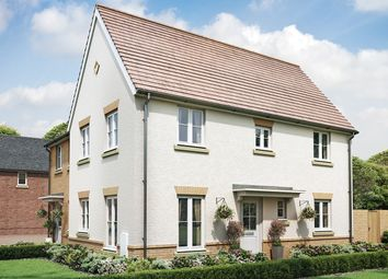 """Thumbnail 3 bed semi-detached house for sale in """"The Redwood"""" at New Barn Lane, North Bersted, Bognor Regis"""