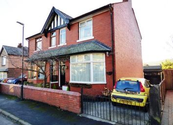 Thumbnail 3 bed semi-detached house for sale in Princes Road, Chinley, High Peak, Derbyshire