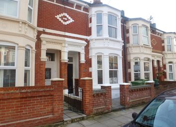 Thumbnail 3 bed terraced house to rent in St. Chads Avenue, Portsmouth