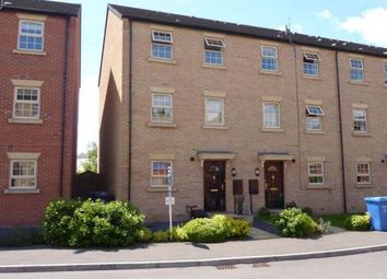Thumbnail 2 bed end terrace house to rent in Towpath Way, Spondon, Derby, Derbyshire