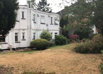 Thumbnail 2 bed maisonette to rent in Bucknalls Lane, Watford