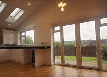 Thumbnail 3 bed bungalow for sale in Hunter Drive, Belper