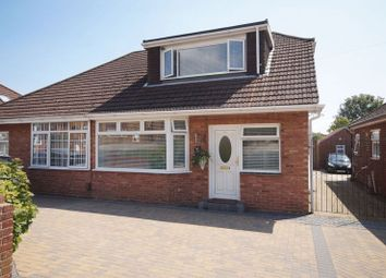 Thumbnail 3 bedroom bungalow for sale in Kelvin Grove, Portchester, Fareham