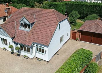 Thumbnail 4 bed detached house for sale in Walnut Tree Avenue, Sawbridgeworth, Hertfordshire