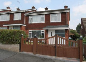 Thumbnail 3 bed semi-detached house for sale in Braby Place, Blake Avenue, Ross-On-Wye