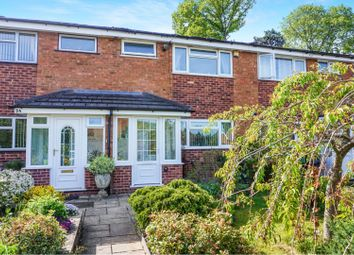 3 bed terraced house for sale in Willow Close, Bromsgrove B61