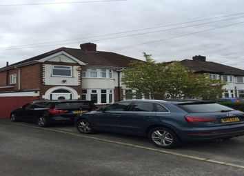 Thumbnail 3 bedroom property to rent in Hobs Moat Road, Solihull
