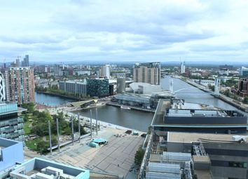 Thumbnail 1 bed flat to rent in Lightbox, Salford Quays