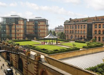 Thumbnail 3 bed flat to rent in William Hunt Mansions, Somerville Avenue, London