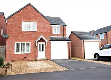 Thumbnail 4 bed detached house for sale in Jubilee Pastures, Middlewich