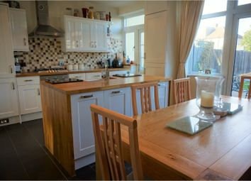 Thumbnail 3 bed terraced house for sale in Taunton Close, Sutton