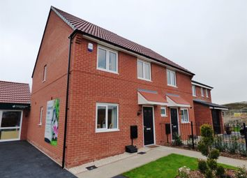 "Thumbnail 3 bed detached house for sale in ""The Paddington"" at Wyndham Way, Pleasley, Mansfield"