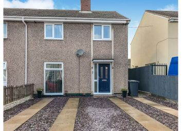 Thumbnail 3 bed semi-detached house for sale in Newey Avenue, Bedworth