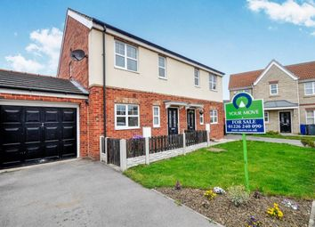 Thumbnail 3 bed semi-detached house to rent in Valley Drive, Grimethorpe, Barnsley