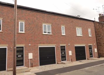 Thumbnail 3 bed terraced house to rent in Steeple Street, Macclesfield, Cheshire