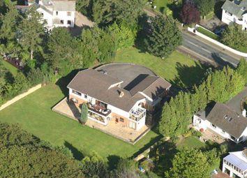 Thumbnail 6 bed detached house for sale in Quarterbridge House, Quarterbridge Road, Douglas