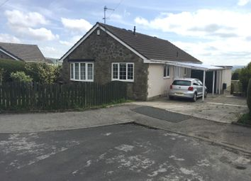 Thumbnail 3 bed bungalow to rent in Moor Park Close, Addingham, Ilkley