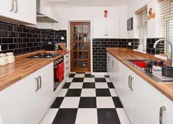 Thumbnail 2 bed terraced house for sale in Jervis Street, Northwood, Stoke-On-Trent