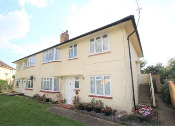 Thumbnail 2 bed maisonette for sale in Selwood Close, Stanwell, Staines-Upon-Thames, Surrey