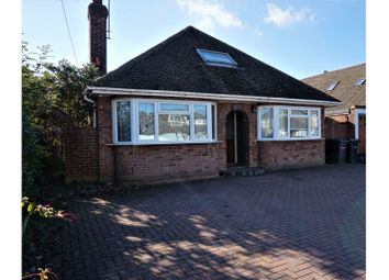 Thumbnail 5 bedroom detached bungalow for sale in Ashcroft Road, Luton