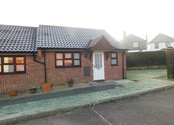 Thumbnail 1 bedroom semi-detached bungalow for sale in Town Green, Stowmarket
