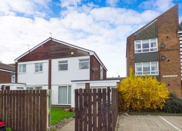 Thumbnail 3 bed semi-detached house for sale in Downham Court, South Shields