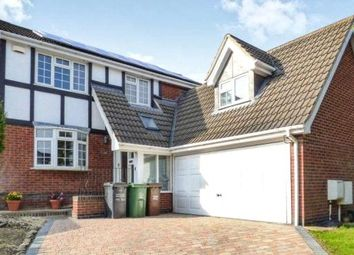 Thumbnail 5 bed detached house for sale in Montague Drive, Loughborough, Leicestershire