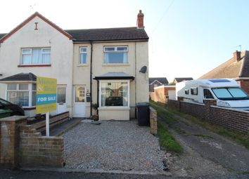 Thumbnail 3 bed end terrace house for sale in Lacon Road, Caister-On-Sea, Great Yarmouth