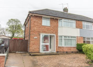 Thumbnail 3 bed semi-detached house for sale in Avondale Road, Wigston