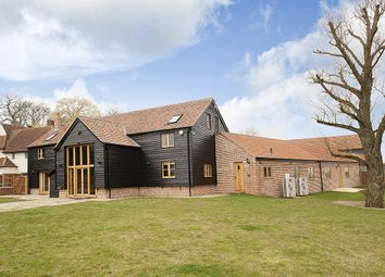 Thumbnail 6 bed barn conversion to rent in Top Road, Great Brockholds, Radwinter, Nr Saffron Walden