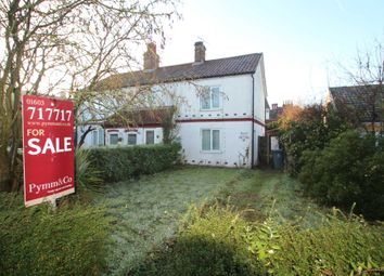 Thumbnail 2 bed end terrace house for sale in The Street, Brundall, Norwich