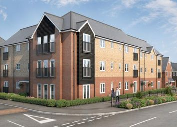 Thumbnail 2 bedroom flat for sale in Hospital Approach Broomfield, Chelmsford