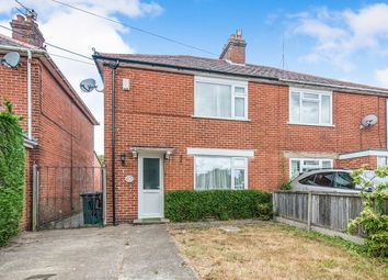 Thumbnail 2 bed semi-detached house to rent in Rough Common Road, Rough Common, Canterbury
