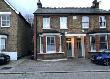 Thumbnail 2 bed semi-detached house to rent in West Grove, Woodford Green, Essex