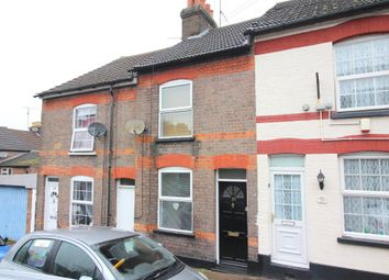 Thumbnail 2 bed terraced house for sale in Cowper Street, Luton, Bedfordshire