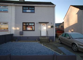 Thumbnail 2 bed semi-detached house for sale in Keir Hardie Crescent, Kilwinning