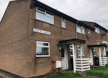 Thumbnail 3 bed end terrace house to rent in Beaufort Gardens, Wallsend