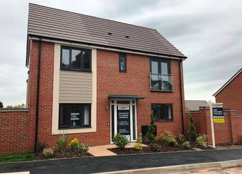 Thumbnail 3 bed semi-detached house for sale in Plot 231 The Webster, Bramshall Meadows, Bramshall, Uttoxeter