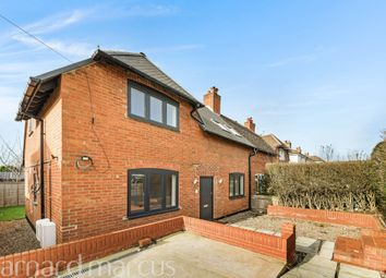 Thumbnail 4 bed semi-detached house for sale in The Crescent, New Malden