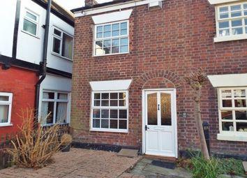Thumbnail 2 bedroom cottage to rent in Runcorn Road, Moore, Warrington