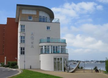 Thumbnail 2 bed flat to rent in Aqua, Lifeboat Quay, Poole
