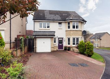 Thumbnail 4 bed detached house for sale in Glamaig Way, Dunfermline, Fife