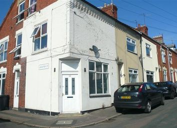 Thumbnail 1 bed flat to rent in Oxford Street, Kettering