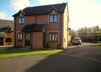 Thumbnail 2 bed semi-detached house for sale in Kennington Grove, Edlington, Doncaster