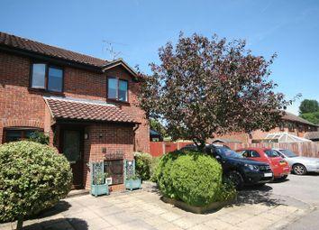 Thumbnail 2 bed semi-detached house for sale in Bonners Field, Bentley, Farnham